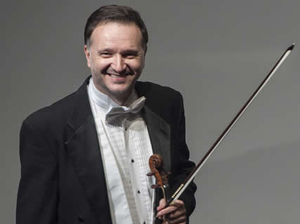 An Evening with the Concertmaster